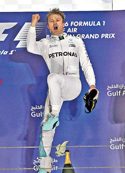 F1巴林站 羅斯保兩連冠