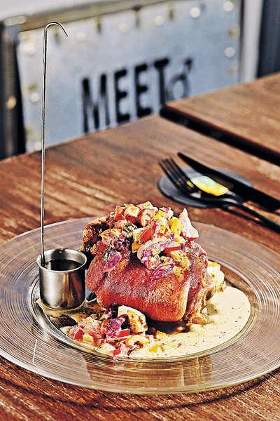 西班牙風味 豬全食