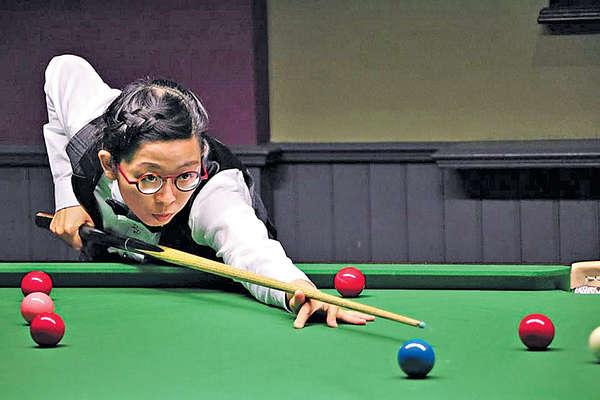 桌球世錦賽 吳安儀晉4強