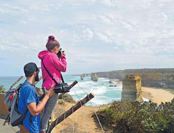 澳洲大洋路自駕遊 海岸風光無限