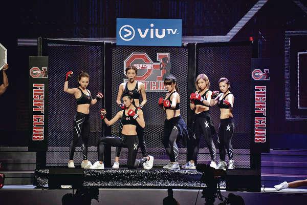 ViuTV啟播禮 Eason壓軸 叫大家開電視 撳99台