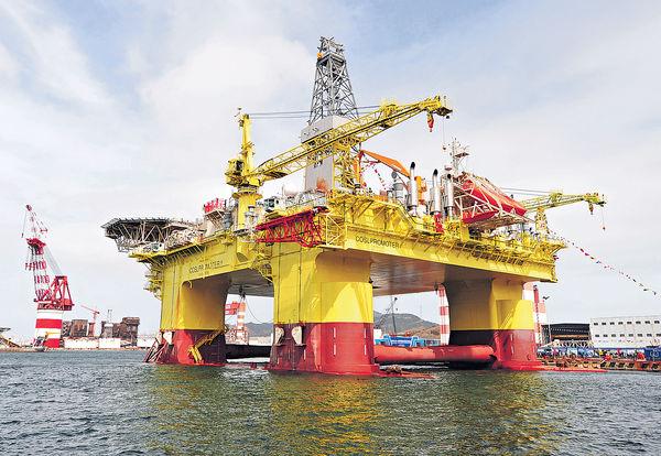 憧憬油價回升 石油股料回勇