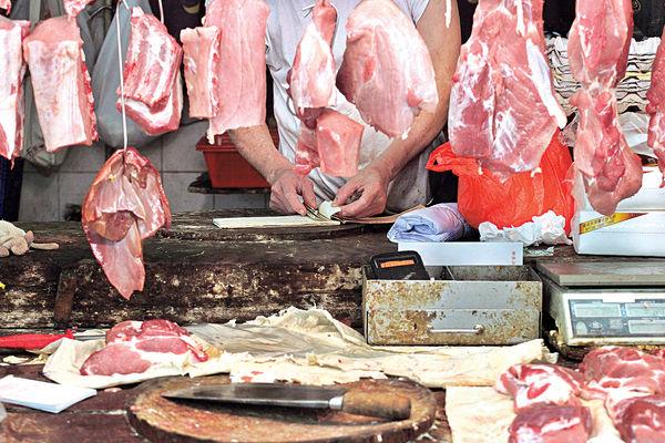 堵「哮喘豬」 肉商倡先化驗隔日屠宰