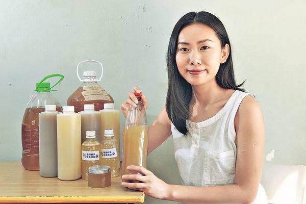 主婦環保心 自製酵素多到賣