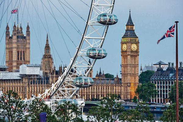英鎊續沉淪 買倫敦兩房戶平百萬
