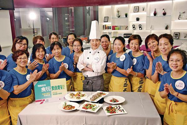 美女廚師設計6道菜 教煮得有「營」