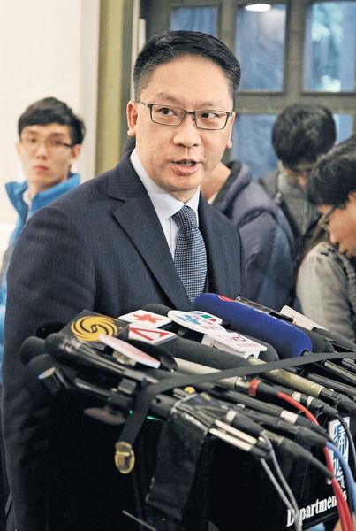 袁國強:禁選立會理據足