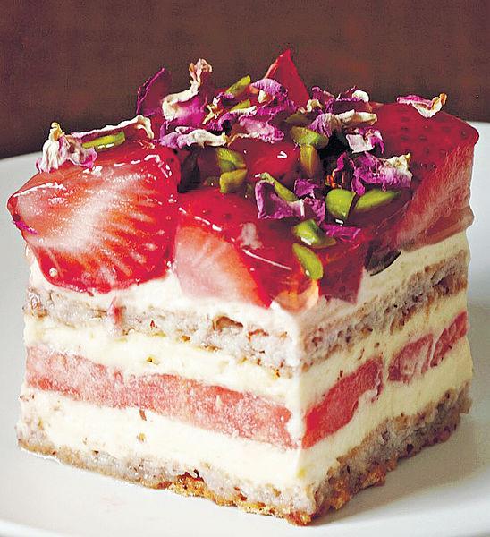 真‧西瓜蛋糕
