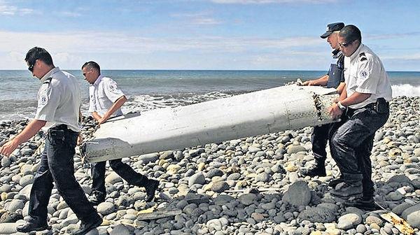 MH370失蹤新說法 「人控高速墜海」
