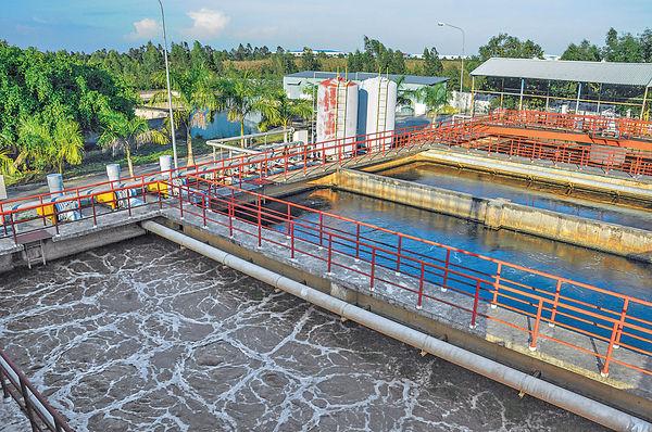 環保政策續落實 水務股具優勢