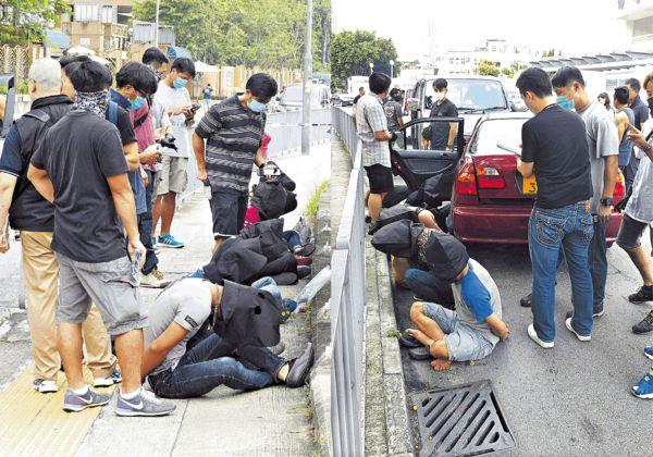 「O記」破越南人蛇集團 拘13人