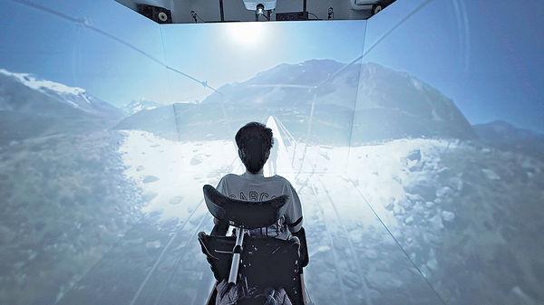 PopCorn×Expedia VR影院帶你去旅行