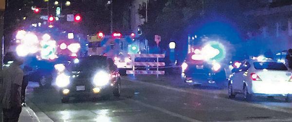 德州槍擊案5死傷 兇手在逃