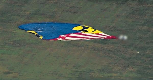 疑觸電綫 德州熱氣球墜毀16死