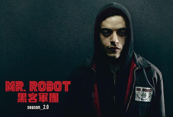 樂視獨家跟播 大熱美劇《黑客軍團》第二季