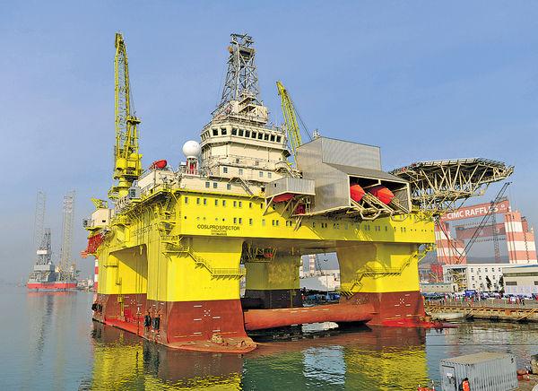 中海油服發盈警 料中期蝕84億人幣
