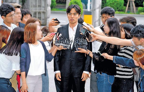 原告律師退出李陣郁性侵案