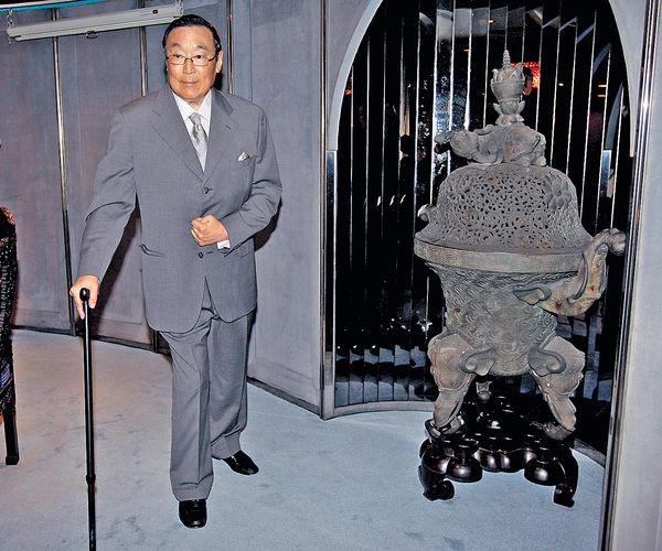 船王四子趙世光病逝 享年76歲
