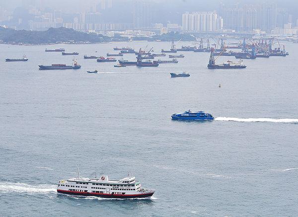 海事處提升航監系統 自動追蹤萬個目標