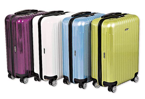 𥄫實《晴報》旅遊版 贏走機票同Rimowa行李箱