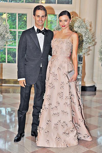 澳洲索模Miranda Kerr 曬巨鑽再嫁