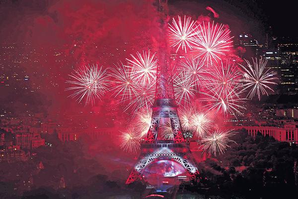 法國國慶日的喜與悲