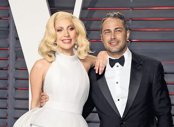 Lady GaGa與未婚夫處冷靜期