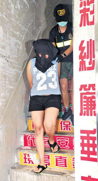 包裹藏可卡因 海關拘3印尼女