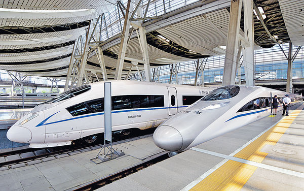 京滬高鐵業績首曝光 年賺66億