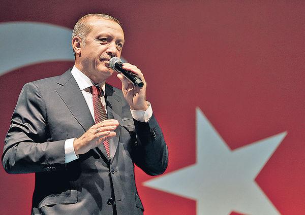 土耳其總統:拒排除重推死刑