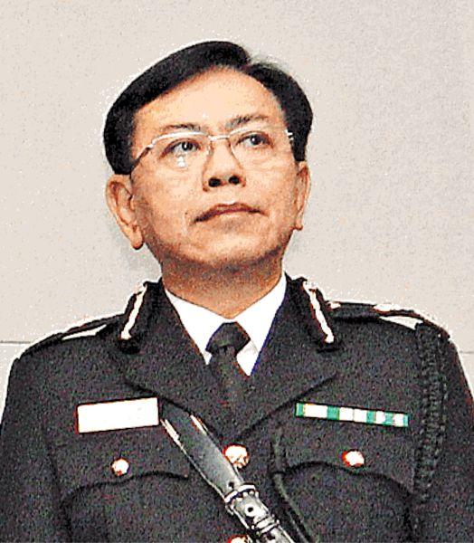 傳海關前副關長 接任監警會秘書長