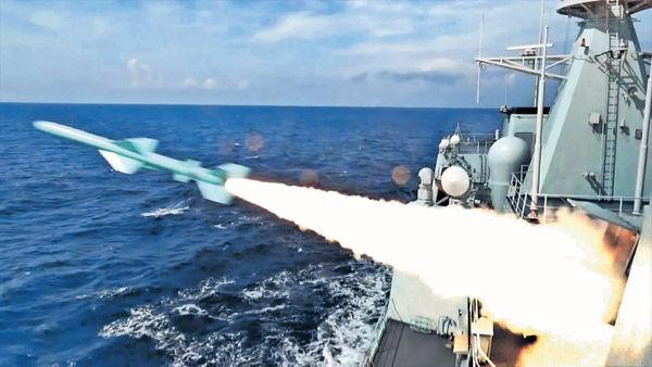 捍衛南海主權 空軍戰鬥巡航