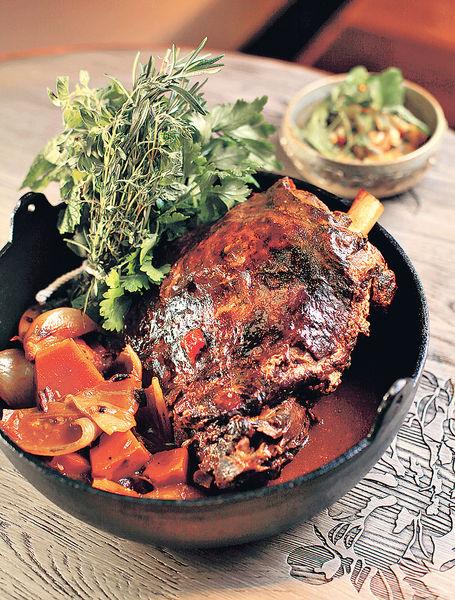 英廚炮製 炭香家庭菜