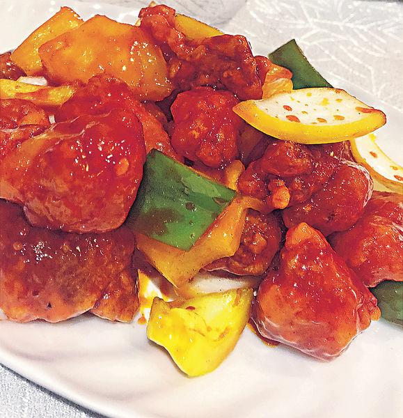 第一代中西fusion菜