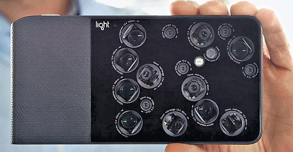 Light 16鏡頭相機 焦距及儲量升級