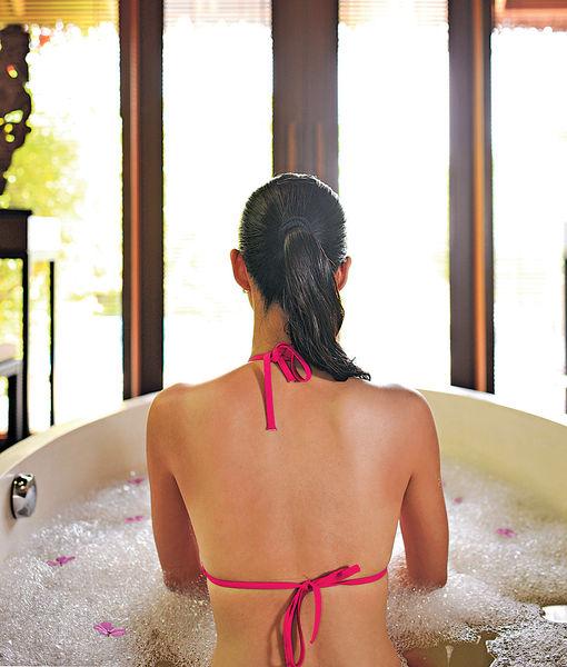 「天然」沐浴露 含致敏防腐劑