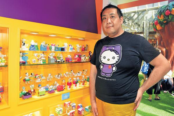 麥當勞超級fans 30年珍藏3000玩具