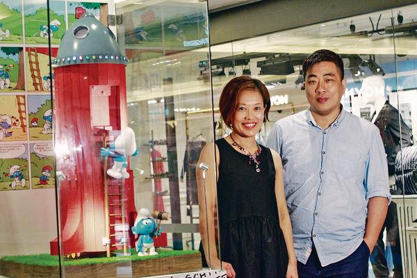 微型藝術家 巧手砌出小香港