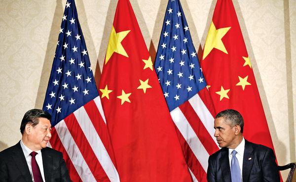 中美對立加劇 東亞局勢升溫