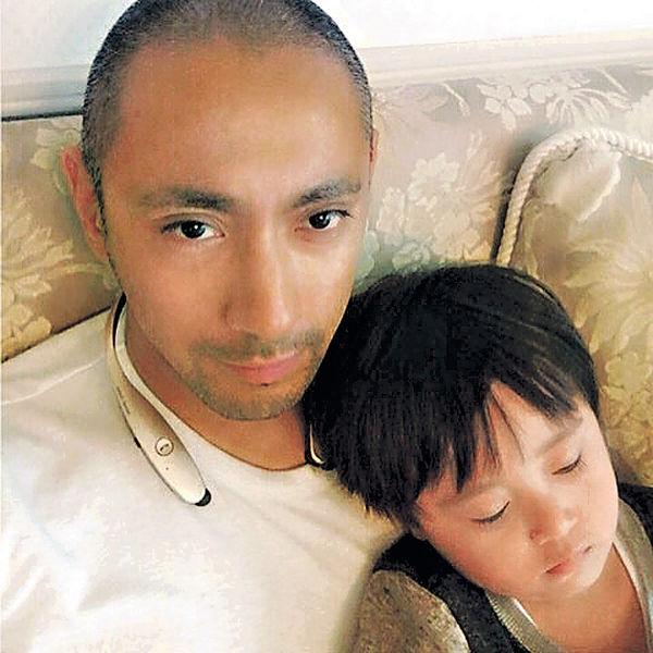 海老藏為乳癌妻停工放假