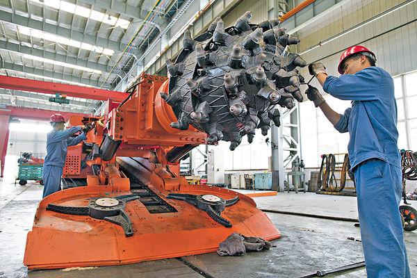 削產能見成效 煤鋼業齊回暖