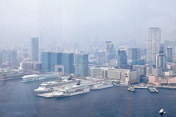 空氣污染 九龍西最勁