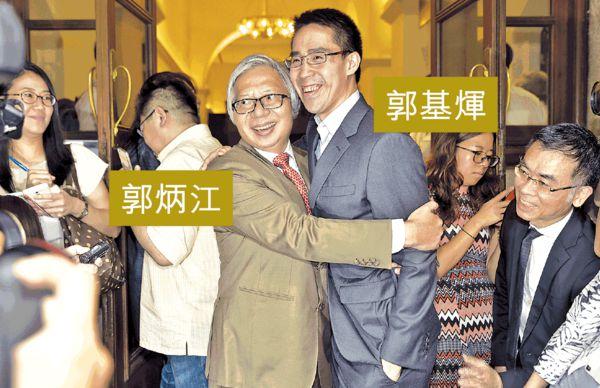 郭炳江准千萬元保釋 「失自由方知生命寶貴」