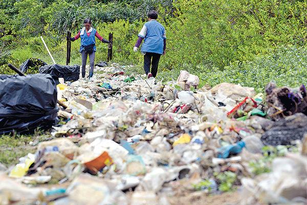 環團號召市民 周日水口執垃圾