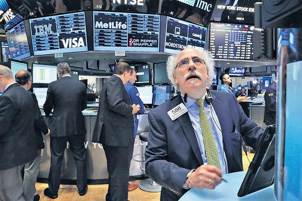 股債兩極化 市場波動未變