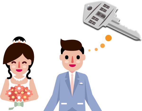為申請資助屋 90後興早婚