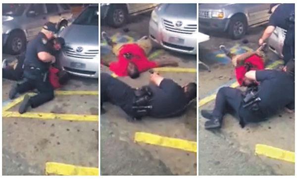 再有黑人遭白警擊斃