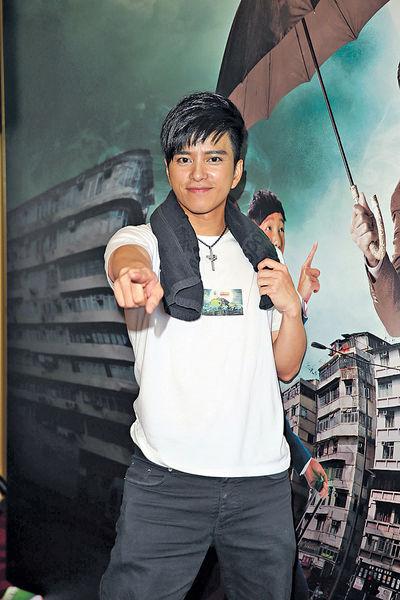 張彥博當TVB是學堂
