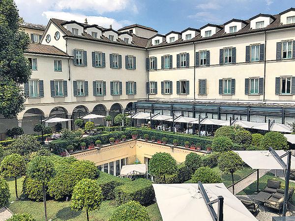 漫遊米蘭四季酒店