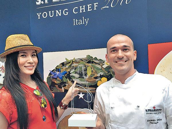 S.Pellegrino 年輕廚師賽意大利站